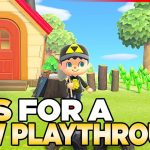 Early Game Tips For a New Play-through of Animal Crossing New Horizons