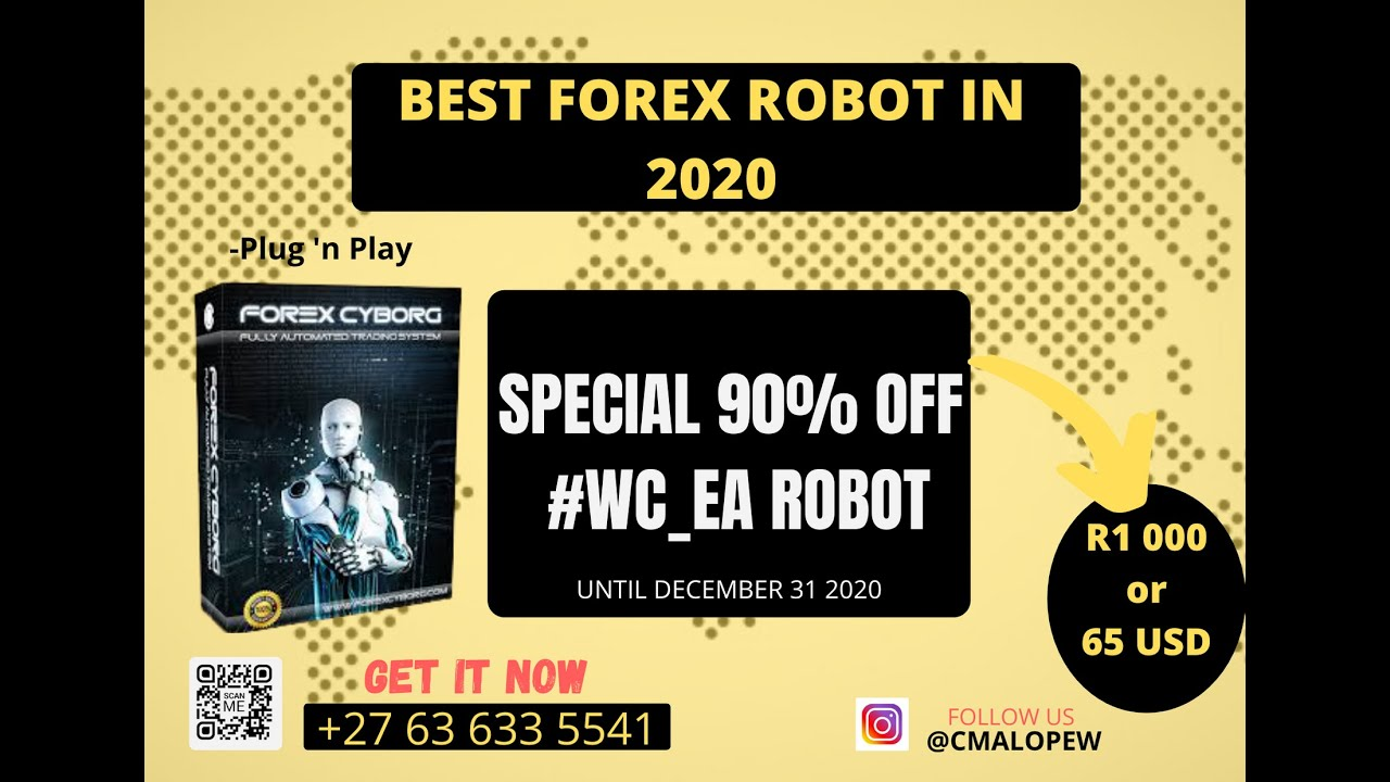 HOW TO TRADE FOREX WITH THE BEST AFFORDABLE ROBOT | BEST FOREX ROBOT | ROBOT FOR BEGINNERS | FOREX