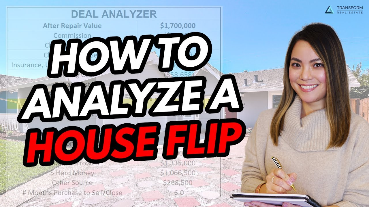 How to Analyze a House Flip 2020 - Beginner's Guide to House Flipping