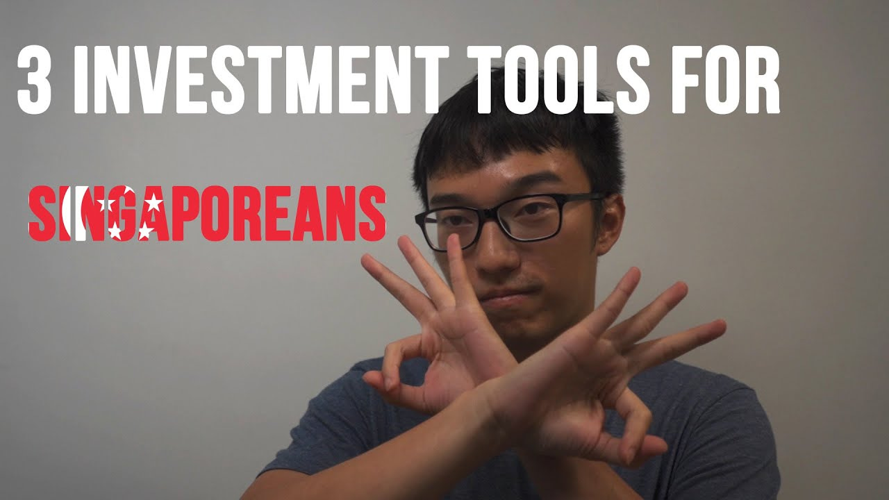 Investment Tools for Singaporeans - Money Monday #moneymonday #investment#singapore