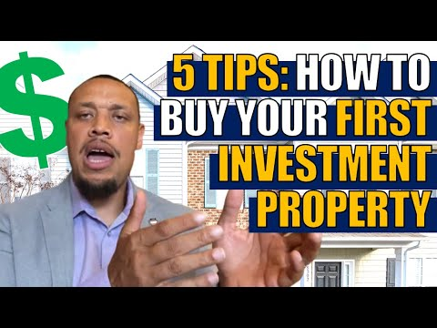 Real Estate Investing for Beginners: How to Buy Your First Investment Property