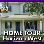 Touring Hoizon West Real Estate - Buying a House in Orlando