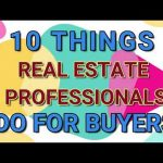 10 Things Real Estate Professionals Do For Buyers! | DANISH HOMES |
