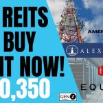 Best REITs To BUY NOW! Real Estate Stocks TO BUY NOW!