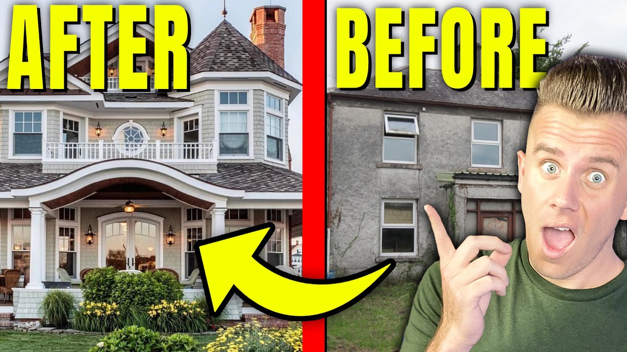 HOUSE FLIP   Before & After (COST BREAKDOWN)