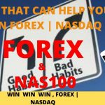 Hebits that will help you win in Forex | Nas100 | Hebits for Beginners | Forex for beginners