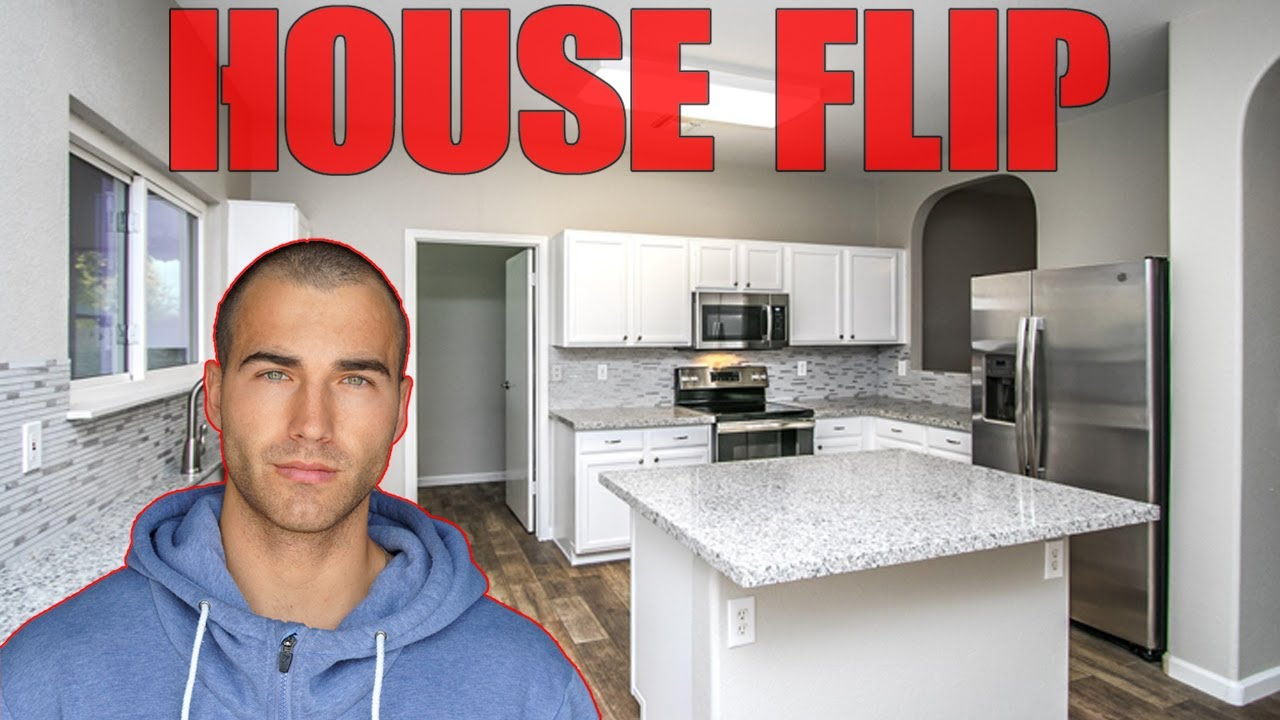 How I Made $26,383 Flipping a House