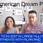 How to Scale your Real Estate Business Buying Large Multi-Family Apartments With Alan and Melissa