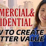 How to create value in your commercial/residential real estate property/return on investments 2020