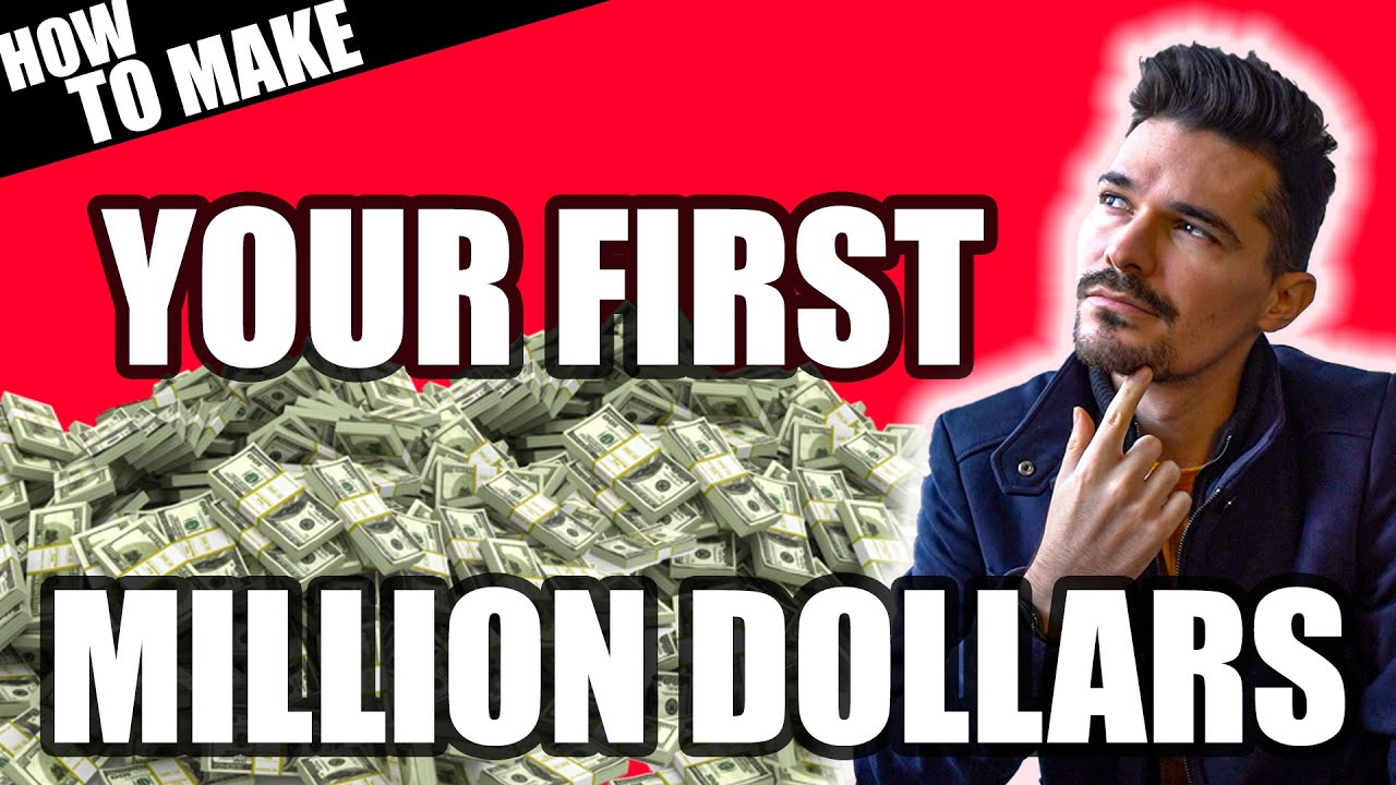 INVESTING FOR BEGINNERS (How to make your first million)   Online Entrepreneur