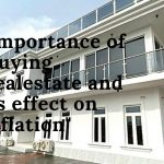 Importance of buying Realestate and its effects on Inflation