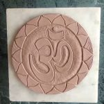 Making a om by clay Modelling part - 2
