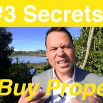 My 3 Secrets To Buying Real Estate