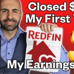 New Redfin Real Estate Agent Earnings from 15M🤦♂️Not as good as you think..