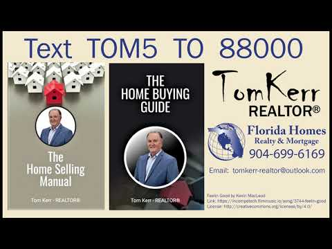 North Florida Real Estate Homes FREE Book On Selling or Buying a House