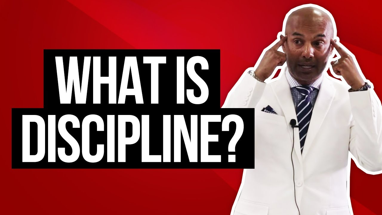 Power Habits | What is DISCIPLINE? | #Motivational Coaching