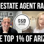 Real Estate Agent Ranked In The Top 1% In Arizona! [JENNIFER WEHNER GSD MODE PODCAST INTERVIEW]