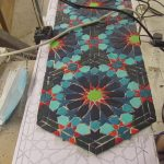 Sophie's Stained Glass | Polymer Moroccan Tiles : Fabricating the Tiles