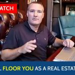 😱 This will FLOOR you as a real estate agent! Watch this! 😱