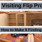 Visiting House Flip Projects, How to Make Money Finding Properties | FRANKIE D Flips Ep. 1