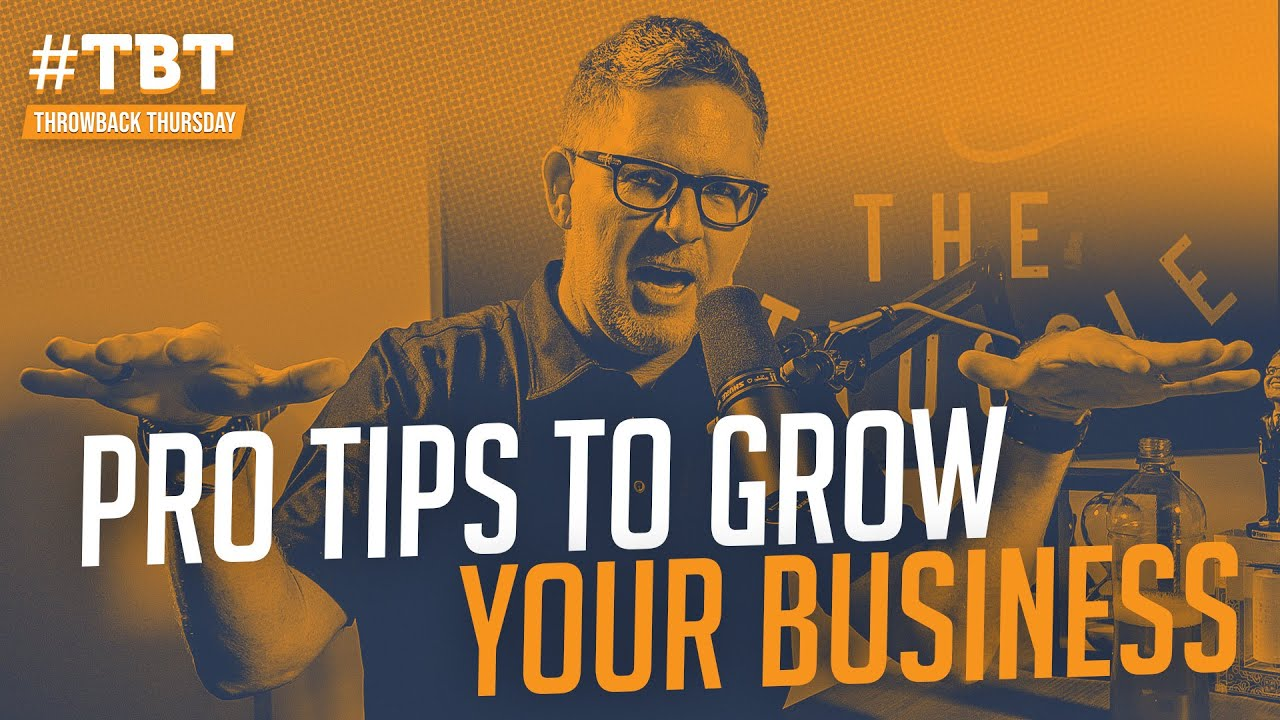 6 Strategies to Grow Your Business | #TBT