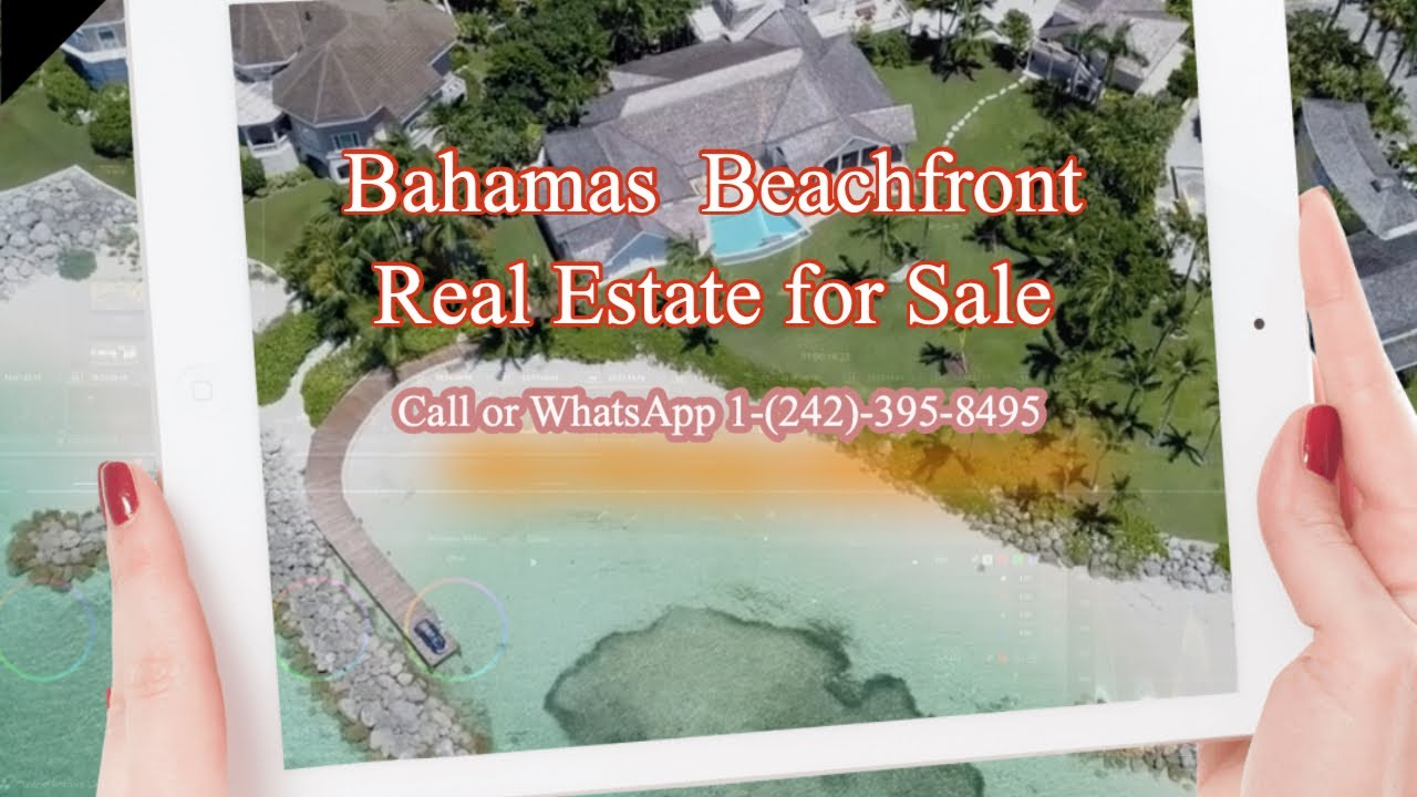 Bahamas Real Estate: Buying a Home in The Bahamas ✰⋆🌟✪ ✅✓✓