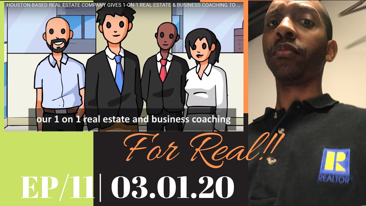 EP 11 | 1 on 1 Coaching For Real | Get These Quarterly  Member Dues Waived!