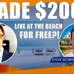 FLIPPING WILDWOOD: How I Made $200k & Live @ The Beach For Free   Interview   Steve Seymour
