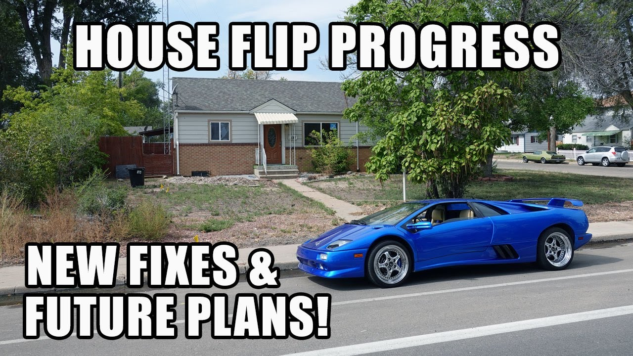 Fix and Flip Progress Video on the House Bought from YouTube!