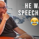 He Was Speechless When He Found Out...