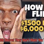 How To Flip $1500 Into $6,000,000 | The Wealth Secret They Don't Want You To Know