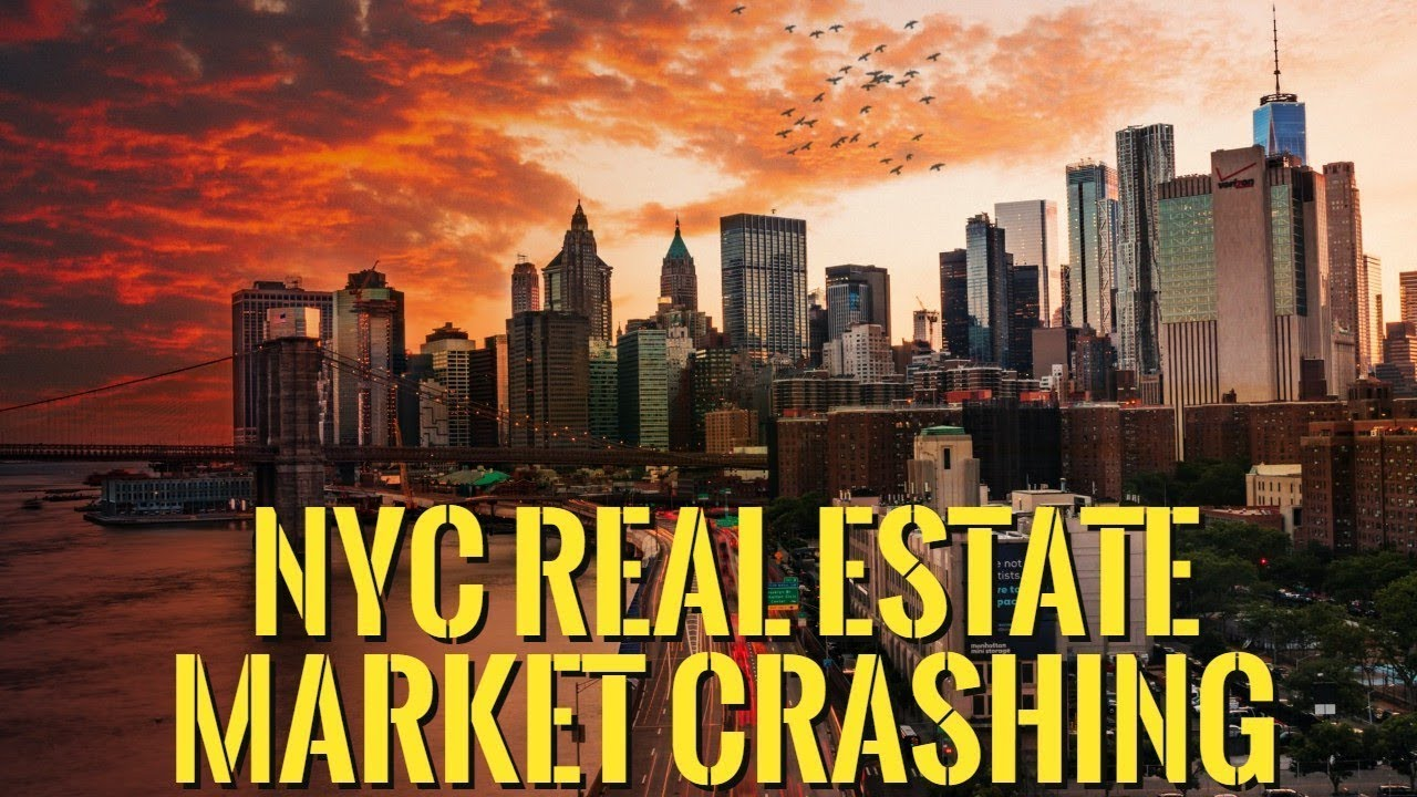 👉NYC Real Estate Market Crash , Retail Rents Plummet, Shopping Districts Turn into Ghost Towns.