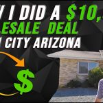 Real Estate [$10,000 Wholesale Deal]