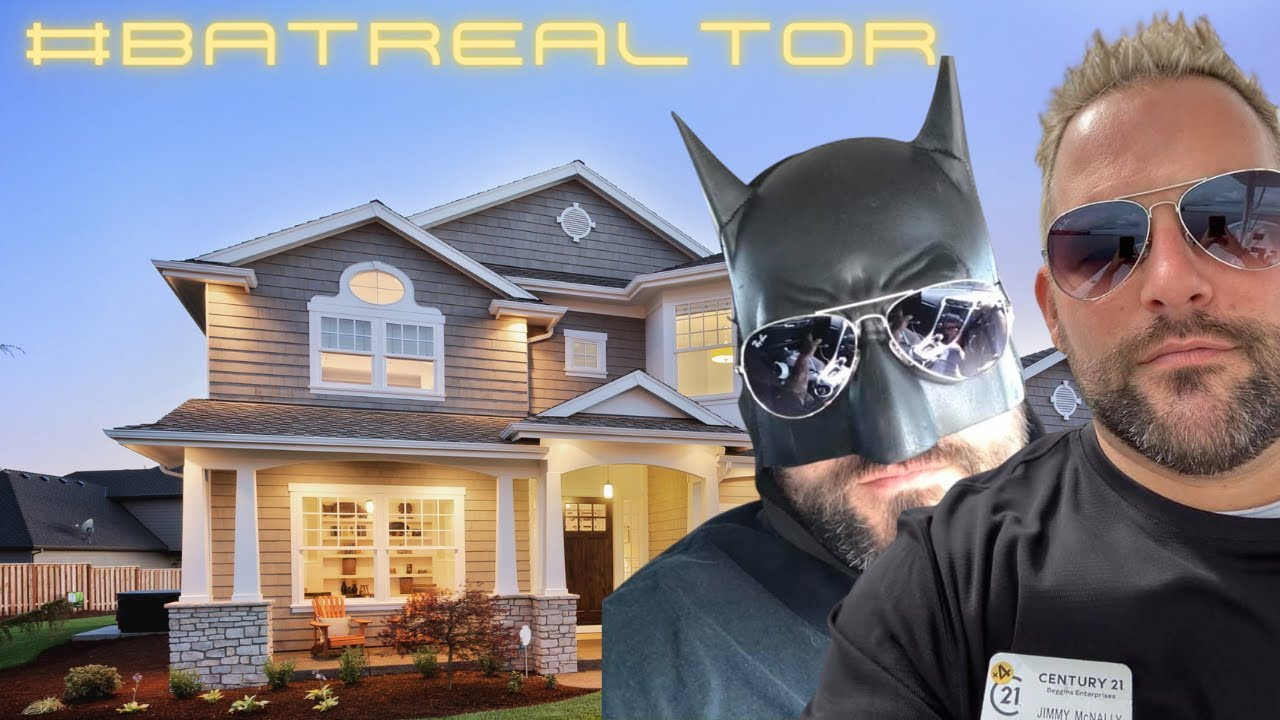 Replacing Your Income As A Realtor W/ The #Batrealtor | The Happy Agent Podcast