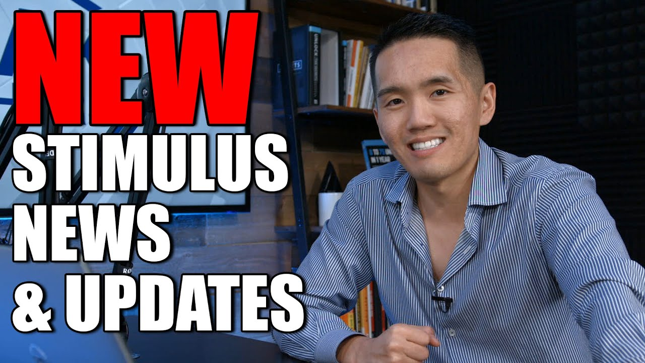 Stimulus Check Update | NEW Bipartisan Congress Stimulus Bill In The Works (stimulus)