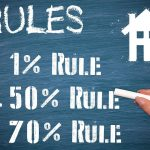The 3 Golden Rules to Real Estate Investing (2020)