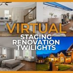 Virtual Staging, Renovation, & Twilights for Residential & Commercial Real Estate!