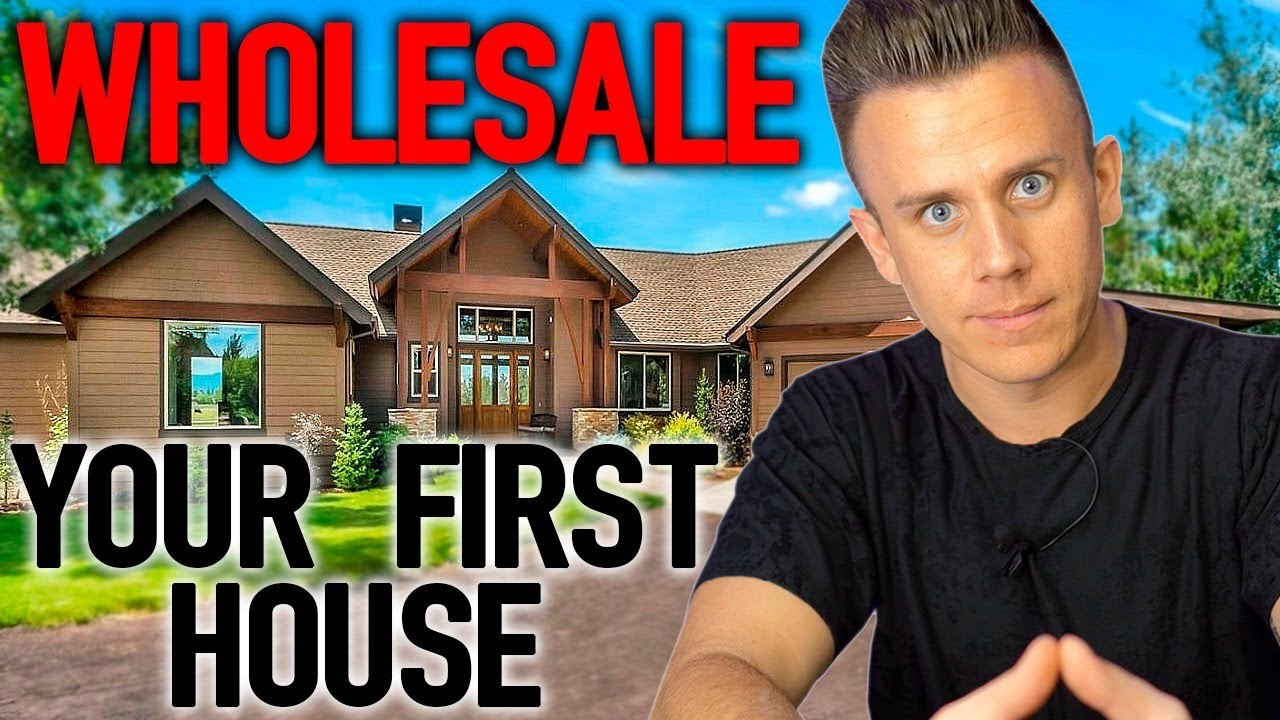 Wholesale Your First House | Step-By-Step 2020