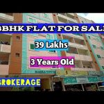 3 BHK @ 39 Lakhs || Flat For Sale in Hyderabad || Resale flats || Flats For Sale in Hyderabad
