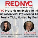 Arthur Rosenfield: National Realty Club CEO