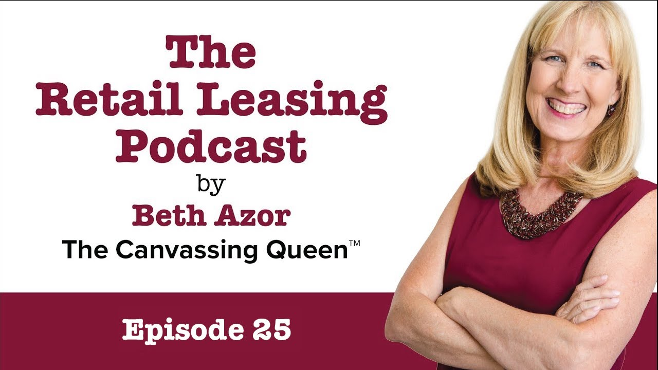 Episode 25 (Chapters 39 & 40): The Retail Leasing Podcast | Commercial Real Estate Tips | Beth Azor