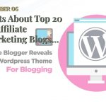 Facts About Top 20 of Affiliate Marketing Blogs Recommended Most Times Revealed