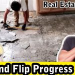 Fix and Flip Rehab Update | Vacant House Walk-through