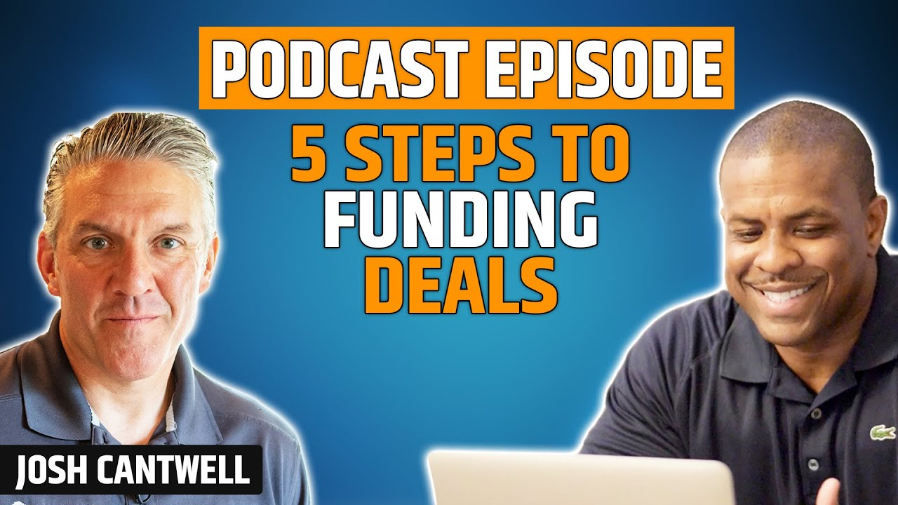 Funding Real Estate Deals | Pancreatic Cancer and Passive Income with Josh Cantwell