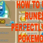 HOW TO USE RUNES PERFECTLY IN TRAINER CANYON!