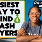 How To Find Cash Buyers Made Simple! [Wholesale Real Estate]