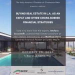 IACCW Webinar: Buying Real Estate in L.A. as an Expat and other Cross-border Financial Strategies