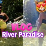 River Paradise In St Mary Jamaica Vlog ||LifeOfLori