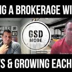 Running A Brokerage With 520 Real Estate Agents & Growing Each Year [Chris Stevens GSD Mode Podcast]
