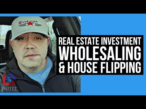 What is Wholesaling and House Flipping?  (For Beginners)